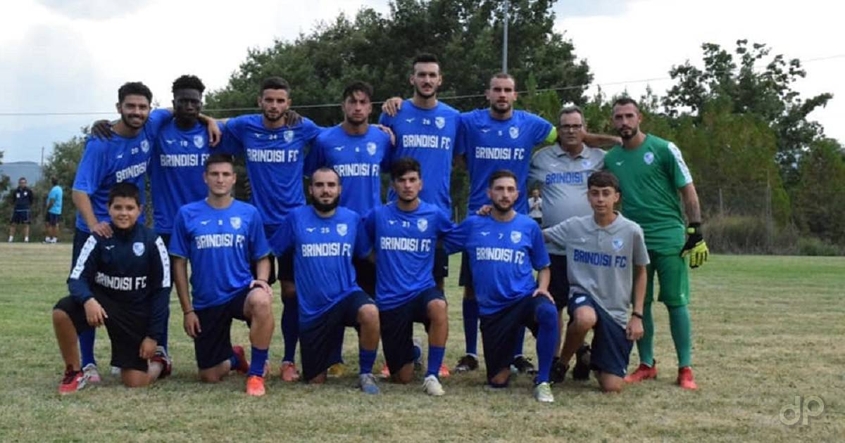 Preparazione atletica Brindisi 2021