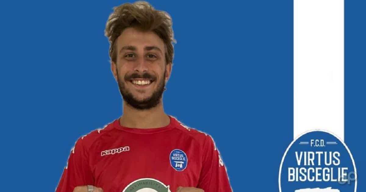 Raffaele Cipri alla Virtus Bisceglie 2021