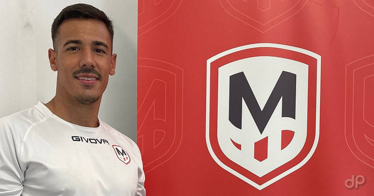 Leonardo Semião Granado alla Molfetta Calcio 2021